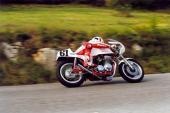 IGOR VOLČIČ Leto 1997 - Honda 750 - Gorska dirka PODNANOS-VRABČE