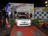 RALLY ALPI ORIENTALI 1. IN 3. MESTO